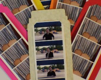 Photo Strip Frame 2x6