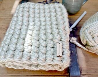 Chunky Knit Cowl,Crochet scarf, Chunky Crochet Cowl-Sauble Sands Cowl