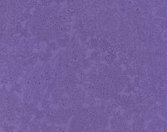 Lavender Dotted Floral Blender Fabric by Timeless Treasures By The Half Yard 100% Cotton, purple, violet