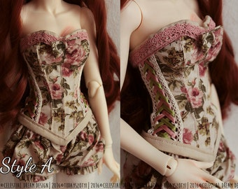 Corset for SD 1/3 BJD