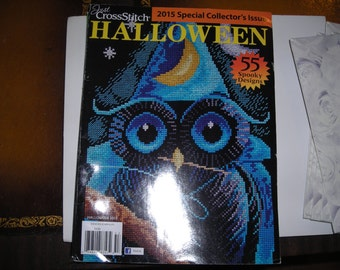 Just CrossStitch 2015 Halloween Special Edition Issue