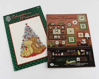 Christmas Remembered Counted Cross Stitch Designs, PAT11