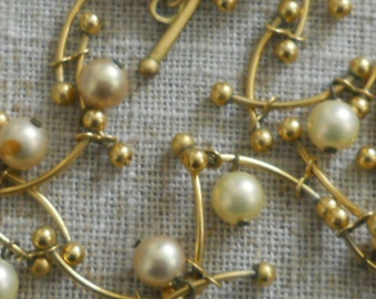 Vintage - 1990s Carolee pearl choker - necklace