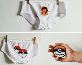 POKEPANTS - Jeff Goldblum pokeman pants