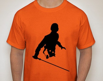 Luke Skywalker Silhouette T-Shirt