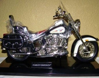 Harley Davidson Motorcycle Telephone Motorcycle Telephone New in Box