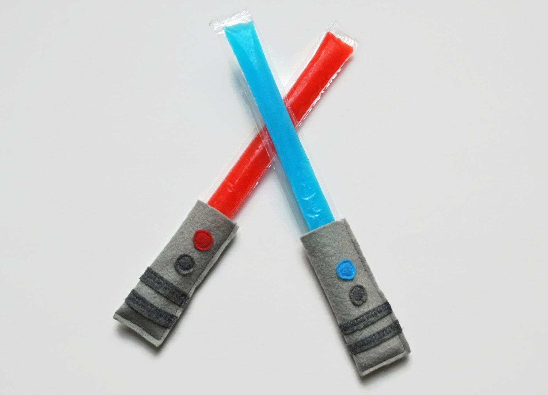 Star Wars Lightsaber Popsicle Holder Set of 2 Star Wars - photo#26
