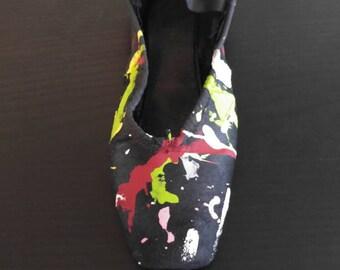 Funky-Pointe Shoe