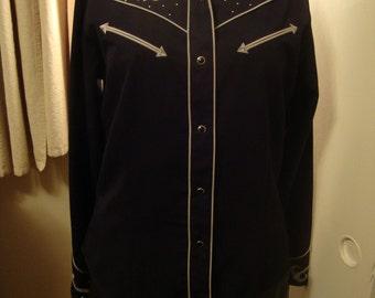 Vintage Western Shirt 90's