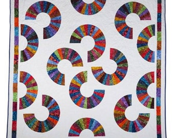 Pac-Mania Quilt Pattern Download (802709)