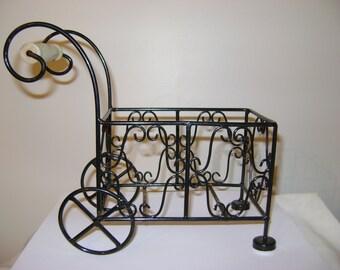 Iron Cart Wheel Etsy