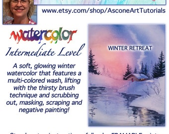 Ascone Intermediate Tutorial-Winter Retreat