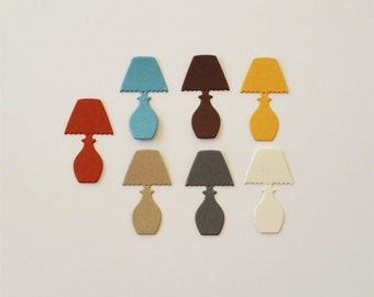 Lamp Die Cut