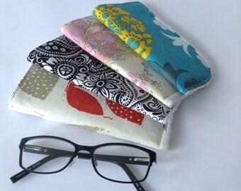 Soft Glasses Case / Sunglasses Case / Phone Case