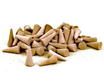 Unscented Premium Quality Incense Cones