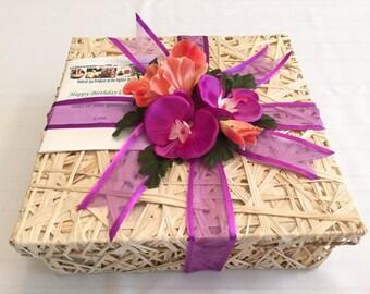Birthday Spa Sanctuary - Gift Basket