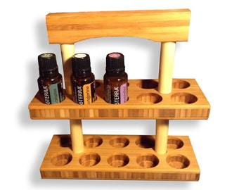 Essential oil holder and carrier