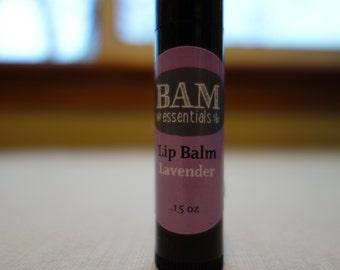 Natural Lip Balm, Organic Lip Balm, Lavender Lip Balm, Lip Balm, Coconut Oil Lip Balm, Shea Butter Lip Balm, Beeswax Lip Balm, Moisture