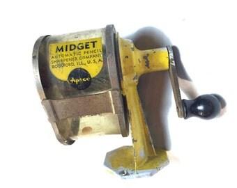 Apsco MIDGET Pencil Sharpener