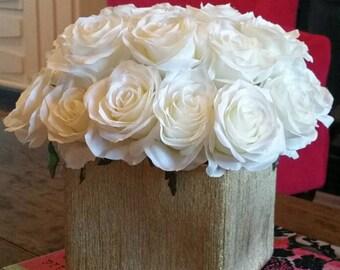 White Rose Sophistication-Large