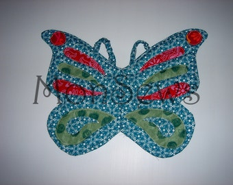 Appliqué Butterfly wings