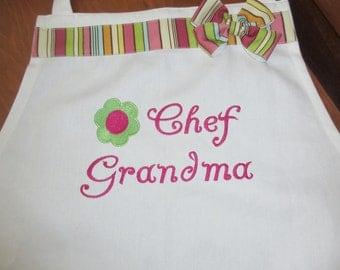 Apron for Grandma
