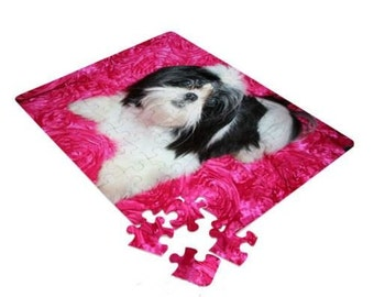 Custom Puzzle, Personalized with your Photo, Design, Artwork or Words