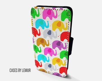 ELEPHANT Iphone 6 Plus Wallet Case Leather Iphone 6 Plus Case Leather Iphone 6 Plus Flip Case Iphone 6 Plus Leather Wallet Case Leather