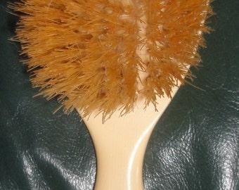 Celluloid Hair Brush