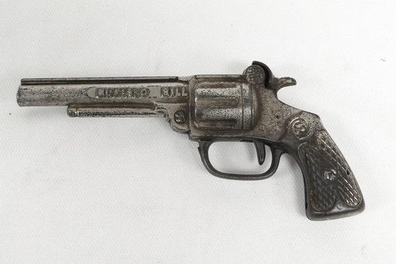 Buffalo bill cap gun | Etsy