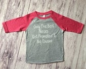 promoted to big cousin shirt, pregnancy announcement shirt, new cousin shirt, new baby announcement, cousin announcement