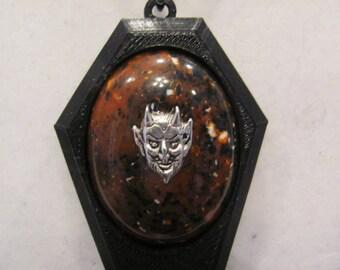Devil's Coffin Necklace