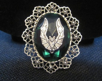 Bat Brooch - You Pick Color