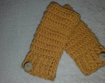 Ladies fingerless gloves, crochet gloves, winter gloves, fingerless gloves, ladies gloves, hand warmers ready to ship