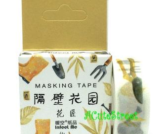 Washi Tape 1.5cmx7m Infeel Gardening Tools SM342921