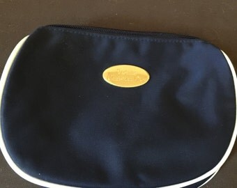 Vintage Christian Dior Cosmetic Bag