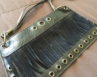 Steve Madden Vintage Bag Purse Leather