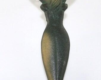 vintage mermaid erotic opener/bottle opener