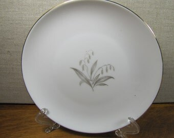 Kaysons Fine China - Golden Rhapsody Dessert Plate