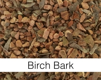 Birch Bark (Betula lenta) - Organic