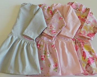 Brea Long Sleeve Dress
