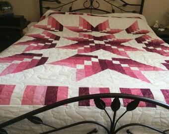 Beautiful queen quilt