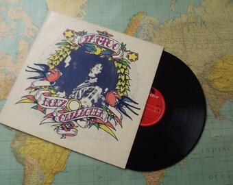 Rory Gallagher, Tattoo, vinyl record album