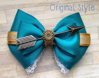 The Merida Inspired Bow