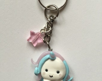 Unicorn pendant or Keychain/unicorn charms