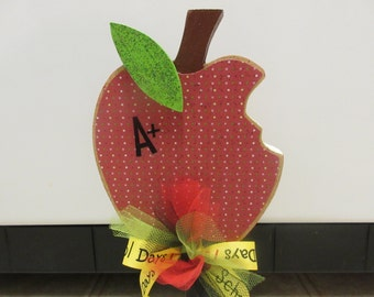 Classroom Decor-A+ School Days Apple Decor