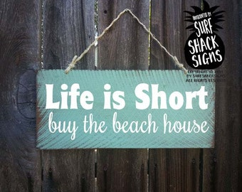 beach decor, beach house sign, hawaiian decor, Beach Sign, Beach House Decor, Surf Decor, Surf Shack, Hawaiian, Hawaii, 248/198