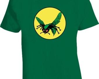The Green Hornet Retro Logo T Shirt