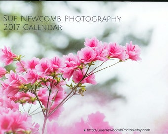 2017 Floral 12 month Calendar SALE!!!!