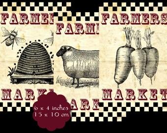 15 Farmers Market Tags